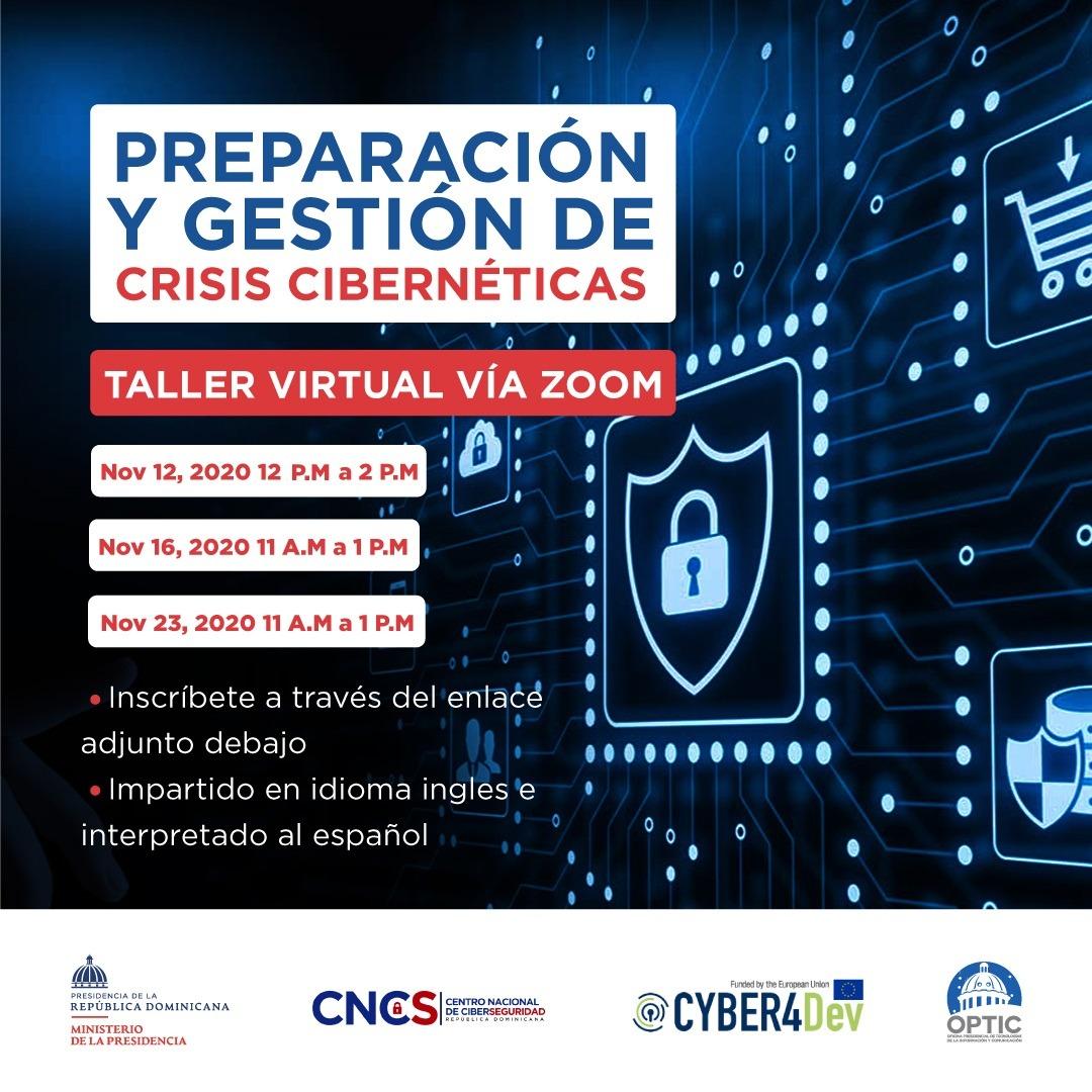 Taller: Preparación y Gestión de Crisis Cibernéticas