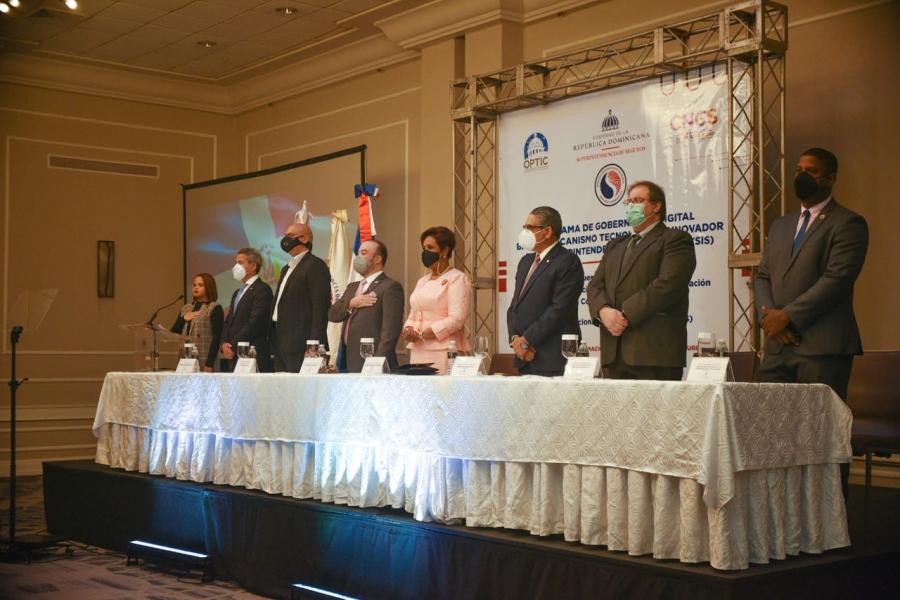 Lanzamiento de Gobernanza Digital con Servicios en Línea en la Superintendencia de Seguros
