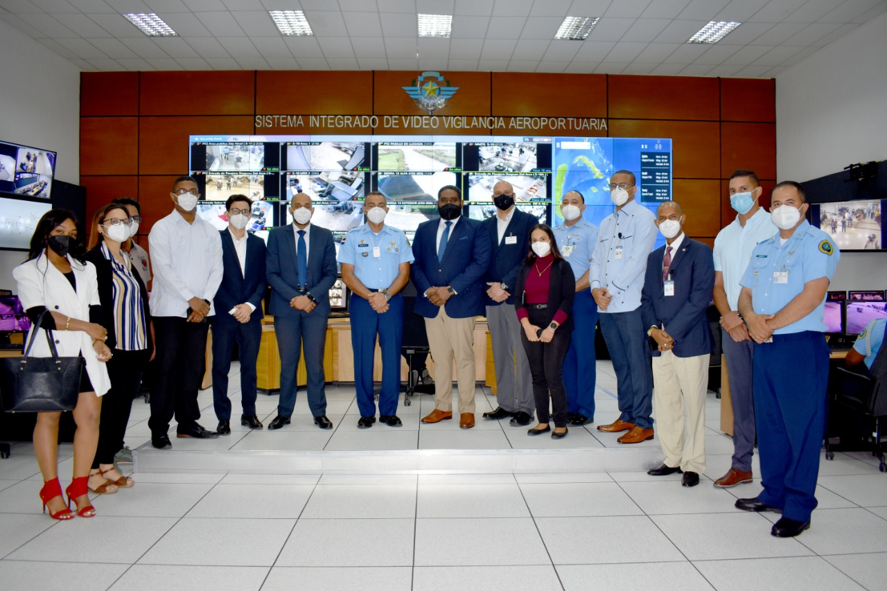 Visita del Centro Nacional de Ciberseguridad al CESAC