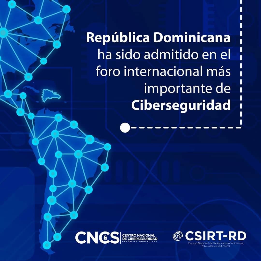 República Dominicana da un paso más hacia la consolidación de la ciberseguridad