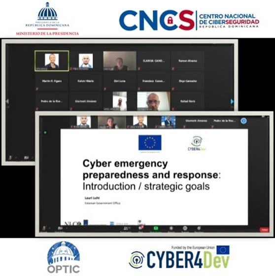 Taller de Preparación y Gestión de Crisis Cibernética