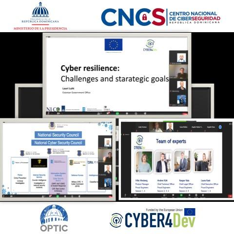 Taller de Transformación Digital para mejorar la Resiliencia Cibernética